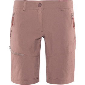 Schöffel Toblach1 Naiset Lyhyet housut , ruskea